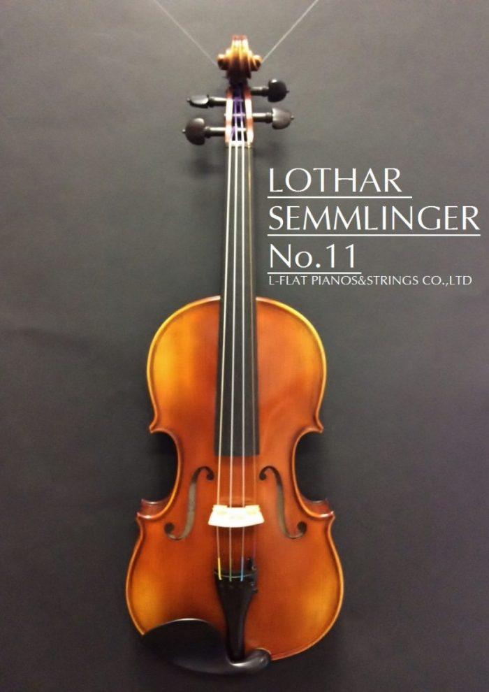 LOTHAR SEMMLINGER No.11