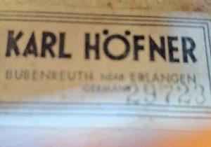 KARL HÖFNER 44025