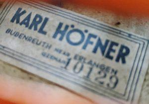 KARL HÖFNER 44026